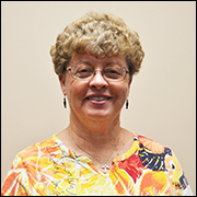Jean Ann Wilson, Treasurer